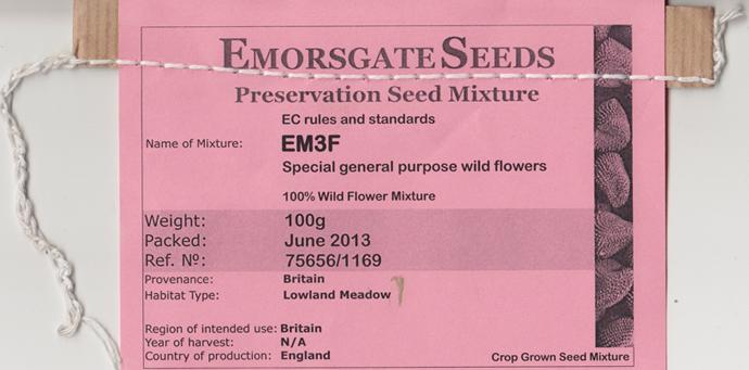 seed bomb mix